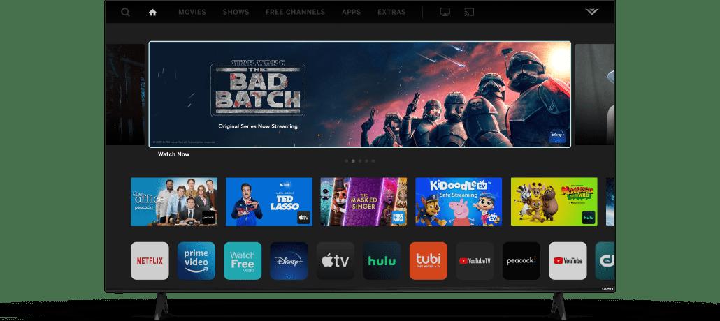 Smart TV Apps | VIZIO