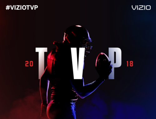 2018 VIZIO TVP AWARD NOMINEES