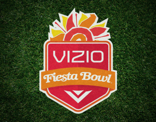 VIZIO ANNOUNCES TITLE SPONSORSHIP FIESTA BOWL