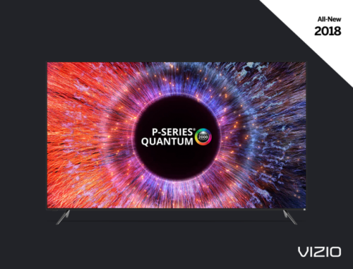P-SERIES®Quantum 4K HDR Smart TV is Available Now