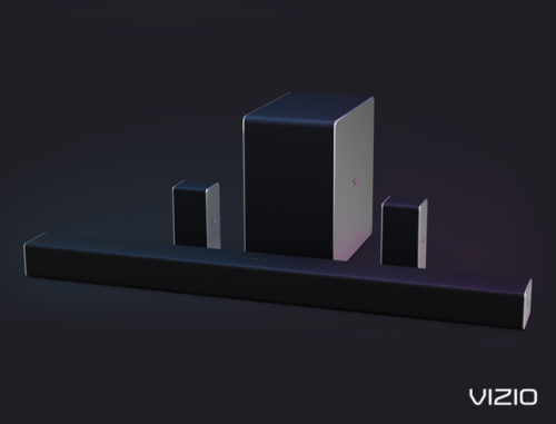 VIZIO HOME THEATER SOUND SYSTEMS WITH DOLBY ATMOS®