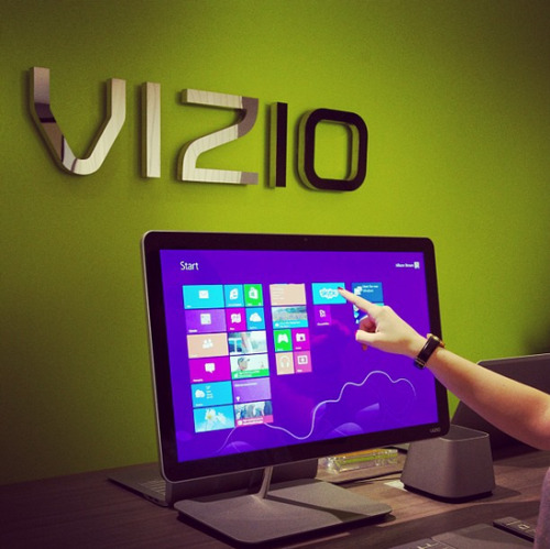 Inside VIZIO HQ: The VIZIO All-in-One PC