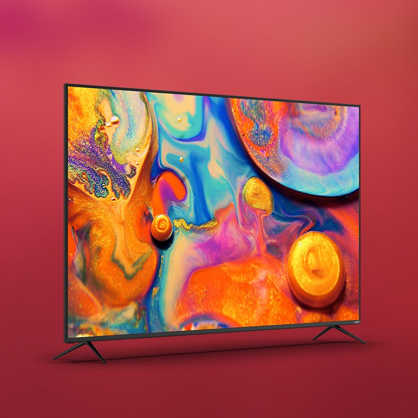 The VIZIO Quantum Color Advantage