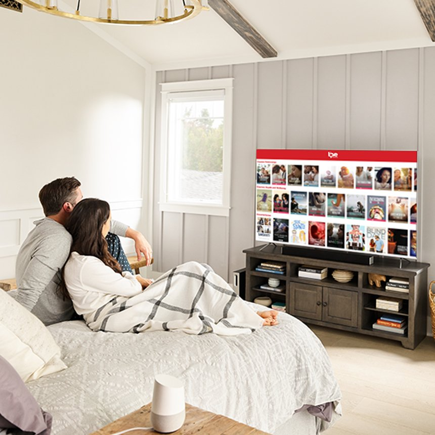 Love Destination Available on VIZIO SmartCast™