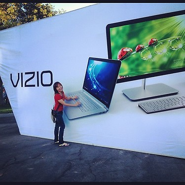 Bringing VIZIO PCs To The Fans
