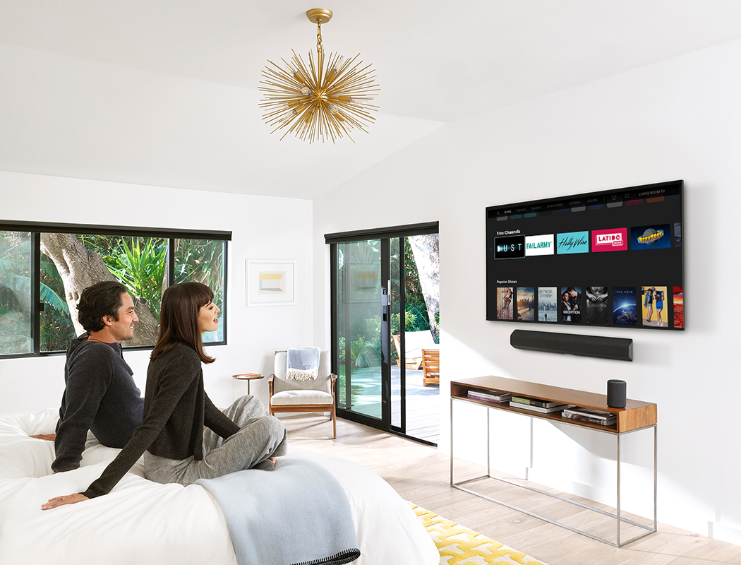 VIZIO Launches New 24-Hour Free Streaming Channels on Award-Winning SmartCast™ TV