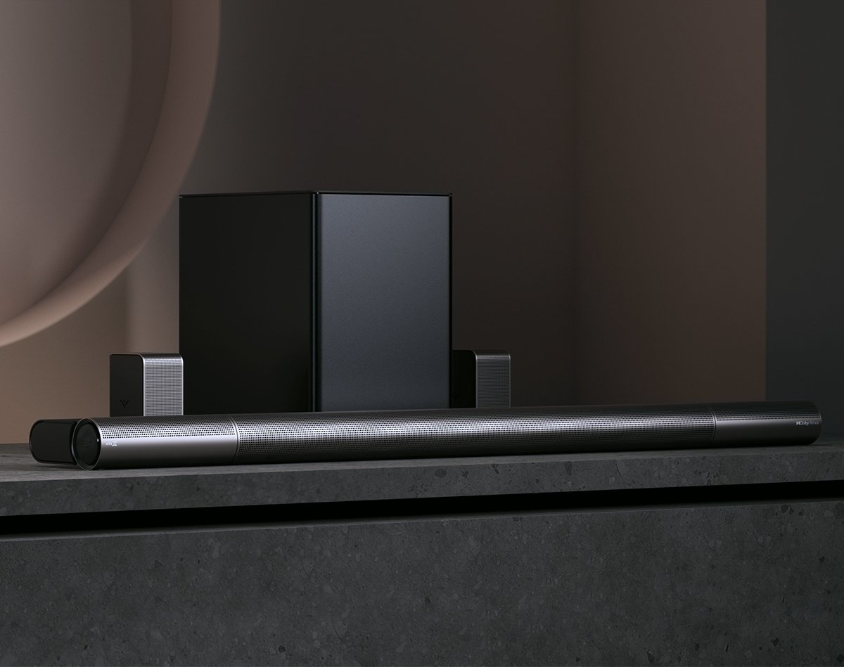 Get to Know Elevate™, VIZIO's Hot New Sound Bar