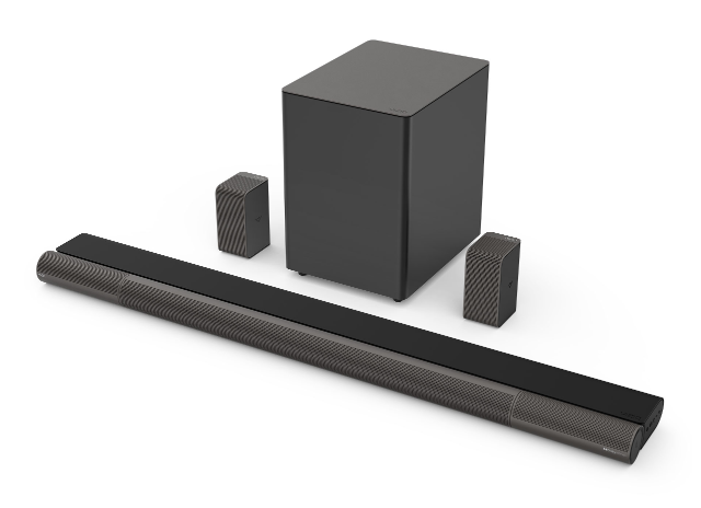 VIZIO Elevate™ 5.1.4 Home Theater Sound Bar with Dolby Atmos® and DTS:X®