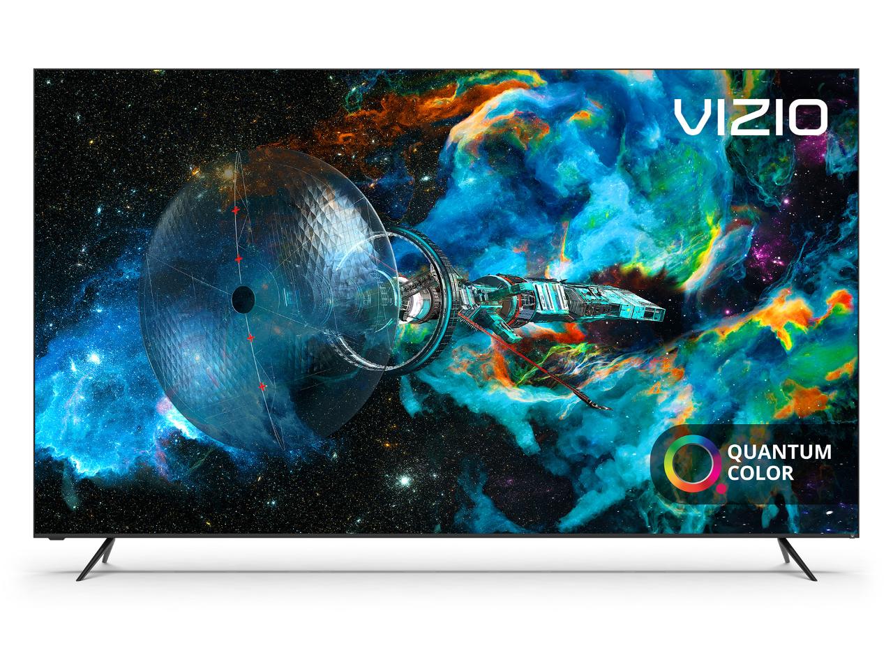 Vizio: P-Series Quantum X 85″ 4K HDR Smart TV @ 99.99 + Free Shipping
